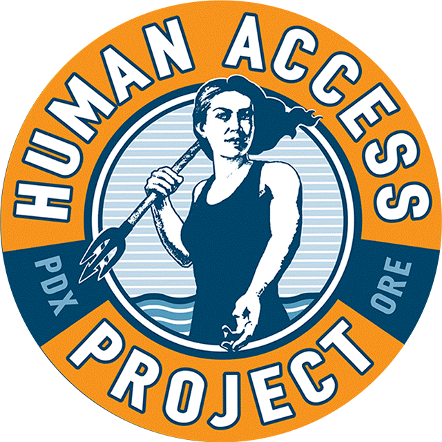 Human Access Project Support Us